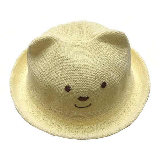 Bear shaped hats for adults